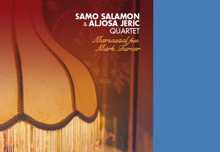 Samo Salamon - CD Cover 1
